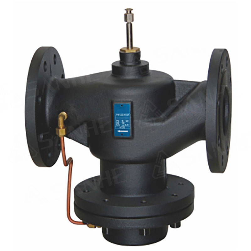 Dynamic Balancing Electric Valve (Flange)