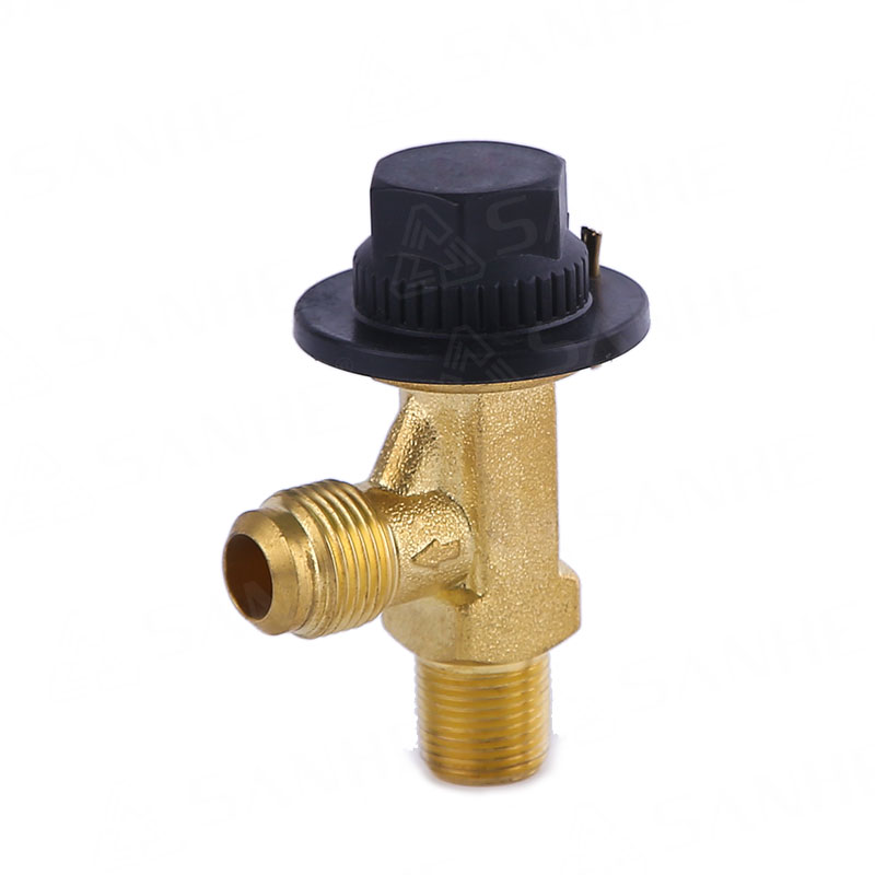 Right Angle Safety Valve